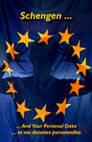 Schengen i vaši osobni podatki